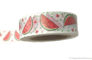 Watermelon Washi