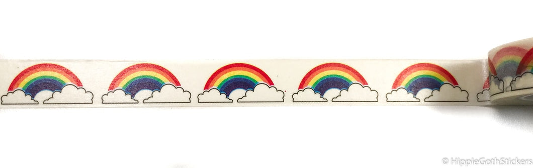 Rainbows Washi