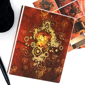 Steam Punk 4x6 Sticker Album