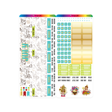 Load image into Gallery viewer, Third Quarter 2020 Hobonichi Weeks Monthly Kits
