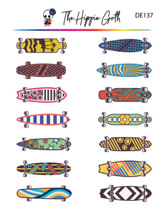 Longboard Decorative