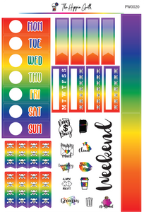 Pride 2020 PP Weeks/B6TN Mini Kit