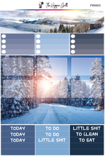 Load image into Gallery viewer, Winter Photo PP Weeks/B6TN Mini Kit