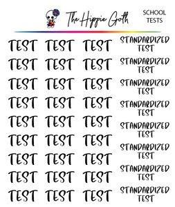 Tests Script Stickers