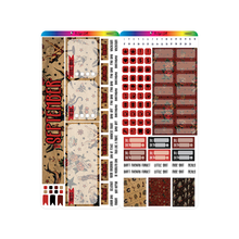 Load image into Gallery viewer, September 2020 Hobonichi Weeks Monthly Kit