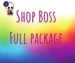 Shop Boss Full Package
