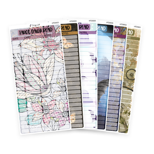 Tarot Daily Read Bundle Hobonichi Sticker