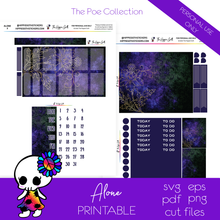 Load image into Gallery viewer, Alone Weekly Kit Printable