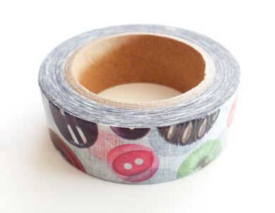 Button Washi