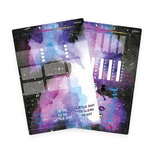 To the Stars PP Weeks/B6TN Mini Kit