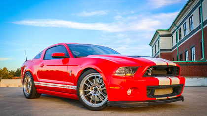 Andrew's 2014 GT500 VMP Gen 3 R Build