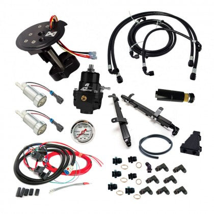 Lethal Performance 2020 Shelby GT500 5.2L Return Style Fuel System