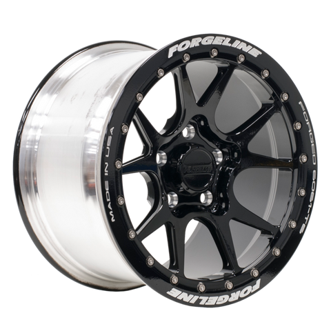 2020 GT500 Forgeline Drag Wheels for Brake Conversion