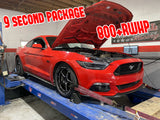 2015-2017 Mustang GT Mid 9 Second Power Package VMP Gen 3 R