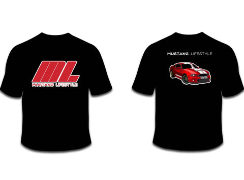 Mustang Lifestyle GT500 Shirt