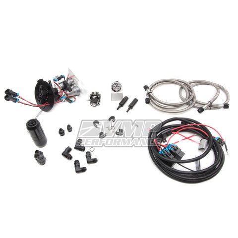 VMP PLUG AND PLAY RETURN STYLE FUEL SYSTEM FOR 2011+ MUSTANG 5.0 L