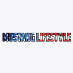 Mustang Lifestyle Merica Decals