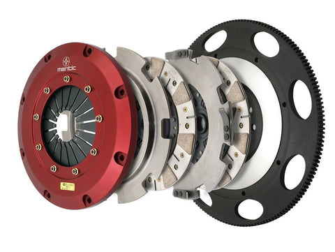 Mantic Twin Disc Clutch 2010-2015 Camaro SS Z28 - Ceremetallic