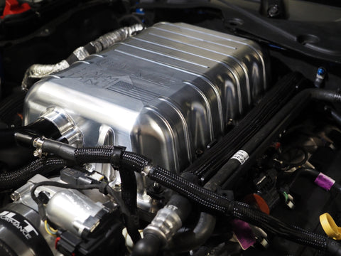 2020 GT500 PBD Billet Lid by LMT