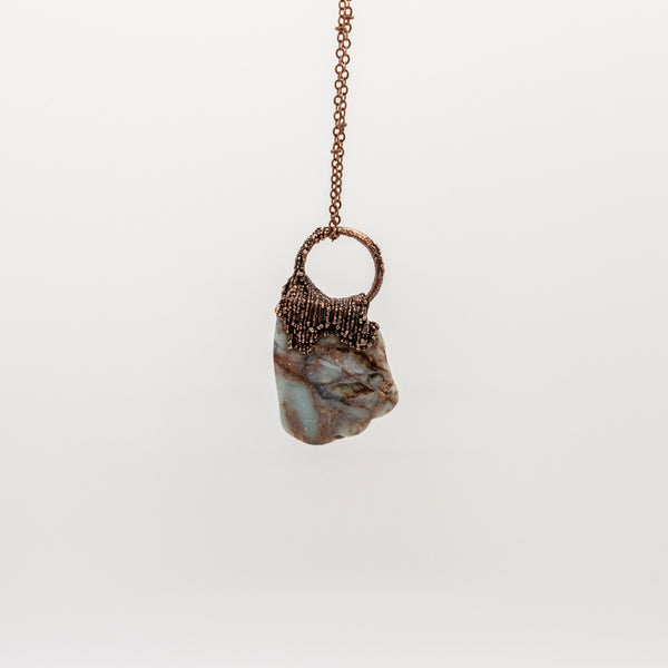 Crystal Pendant Necklace - Rock Dove Jewelry