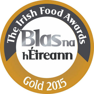 Blas Na hEireann 2015 - Gold Medal for On the Pigs back Terrine!!