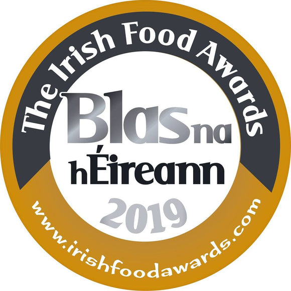 2019 Blas na hEireann Awards : 3 WINS!!
