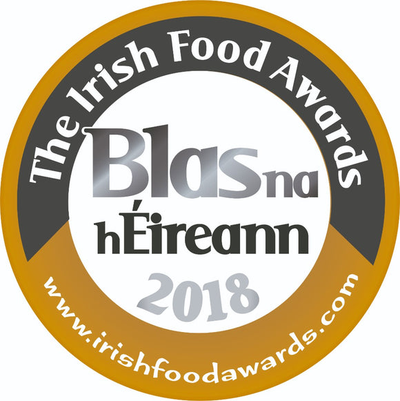 Blas Na hEireann Awards 2018