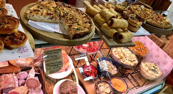Homemade Pastry, Ready Meals & Soups