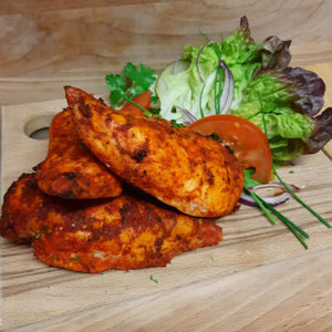 Harissa Spiced Chicken Fillet