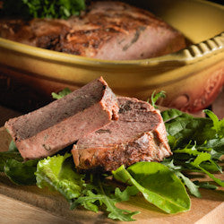 French Pate Forestier made fresh in Cork with fresh Irish pork livers.