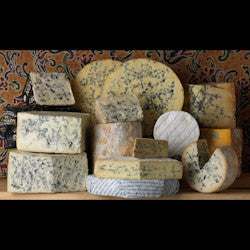 Choose from our delicious selection of blue cheeses for your cheese board: