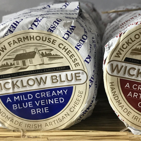 Wicklow Blue Brie 150g