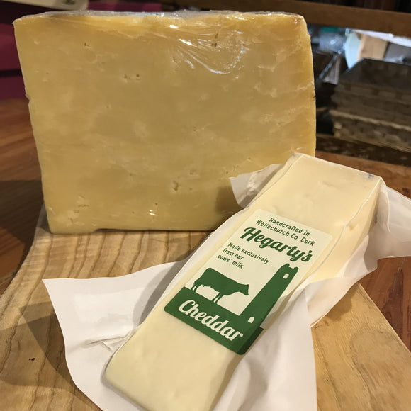 Hegarty Cheddar Cheese 200g