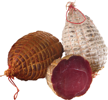 The Noix de Jambon is the extra lean centre of the ham. Available in half ham portions of roughly 500 grams / 600 grams.