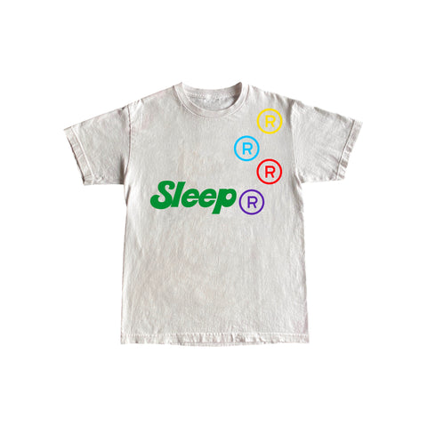 Sleep R (White)