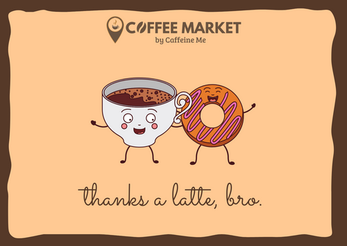 Gift Card - Coffee Market Canada