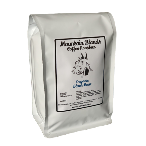 Organic Black Bear - Coffee Market Canada