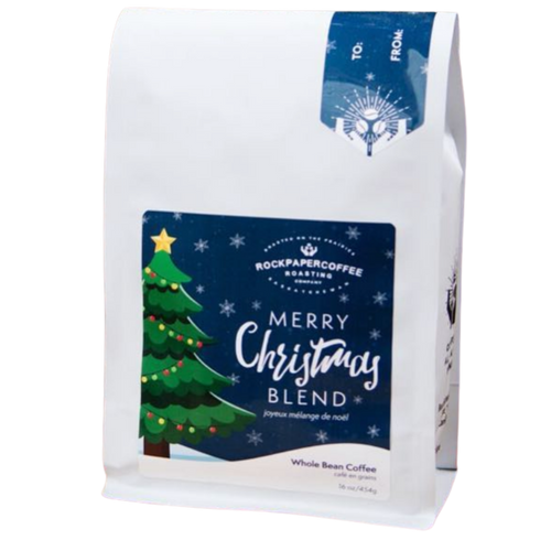 Merry Christmas Blend - Coffee Market Canada