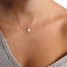 Load image into Gallery viewer, New Arrival Beach Style Shell Star Pendant Necklaces for Women Fashion Simple Charm Collar Jewlery 2019 Trendy Gifts