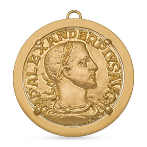 Alexander The Great Medallion