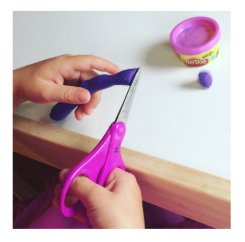 cutting-playdough-fine-motor-skill-activity-for-kids