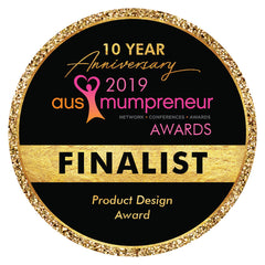 2019 Ausmumpreneur Product Design Award