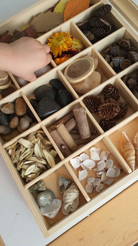 nesk kids nature play box