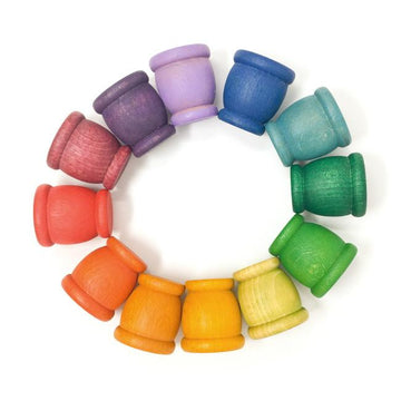 Grapat Mates Rainbow (12pcs) Grapat