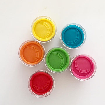 Mini Treats Playdough Collection (6 mini tubs) Playdoughology