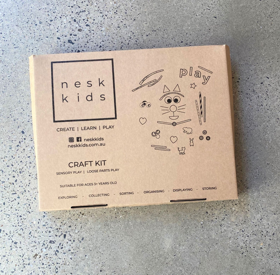 Nesk Kids Craft Kit Nesk Kids