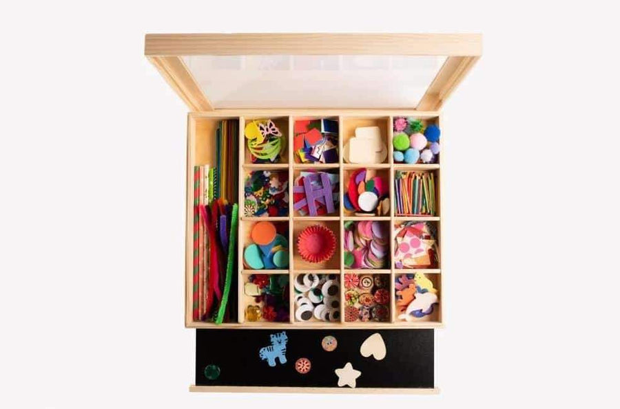Nesk Kids Craft Play Box Nesk Kids