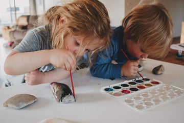 Nesk Kids Lets Rock Painting Kit Nesk Kids