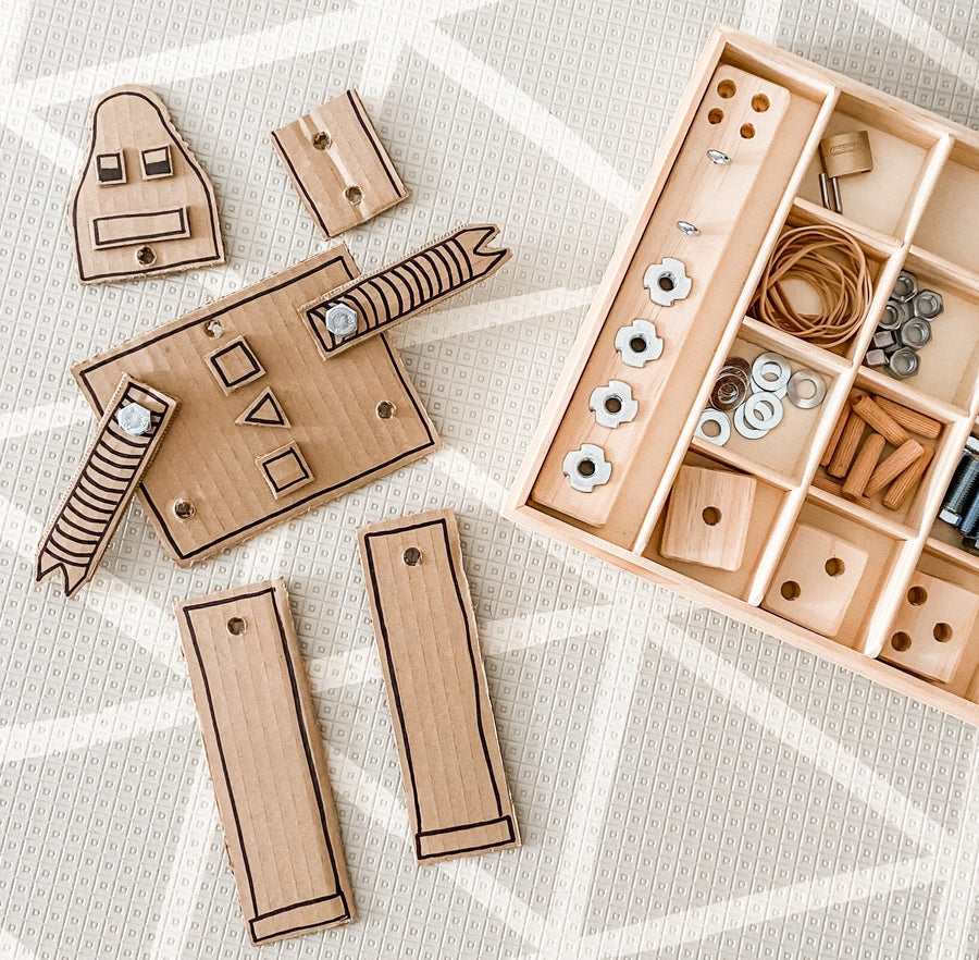 Nesk Kids Nuts and Bolts Kit Nesk Kids