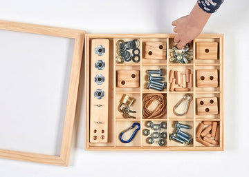 Nesk Kids Nuts & Bolts Box *PREORDER* Nesk Kids